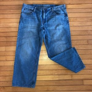 Old Navy Famous Jeans Loose Ample Holgado 42 x 30